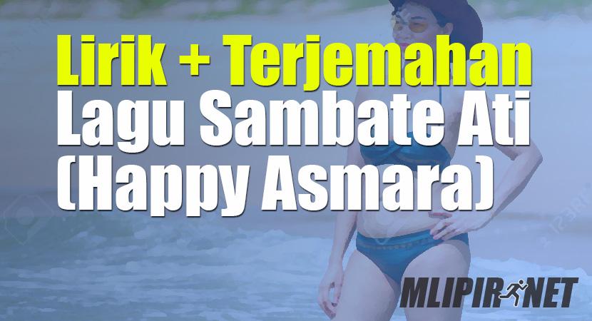 lirik terjemahan sambateati